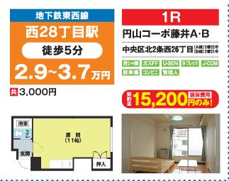 丸山コーポ藤井A・B